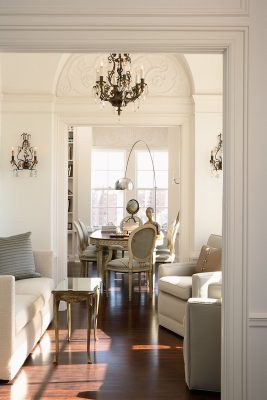 Interior design styles- Flesher living room- styylish