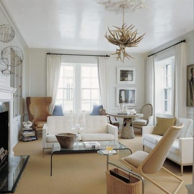Interior Design Styles- Andrew Flesher living area- styylish
