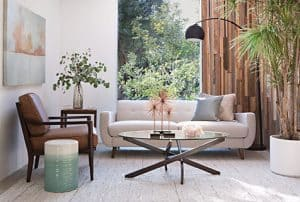 Danish Furniture - Airy Living Space