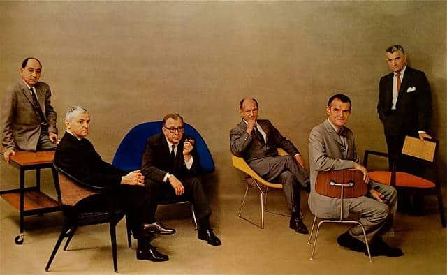Mid Century Designers