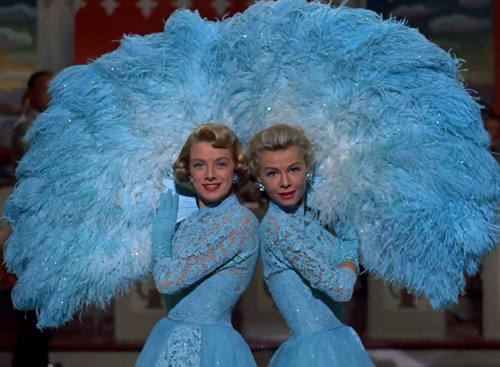 The Dazzling Costumes of White Christmas