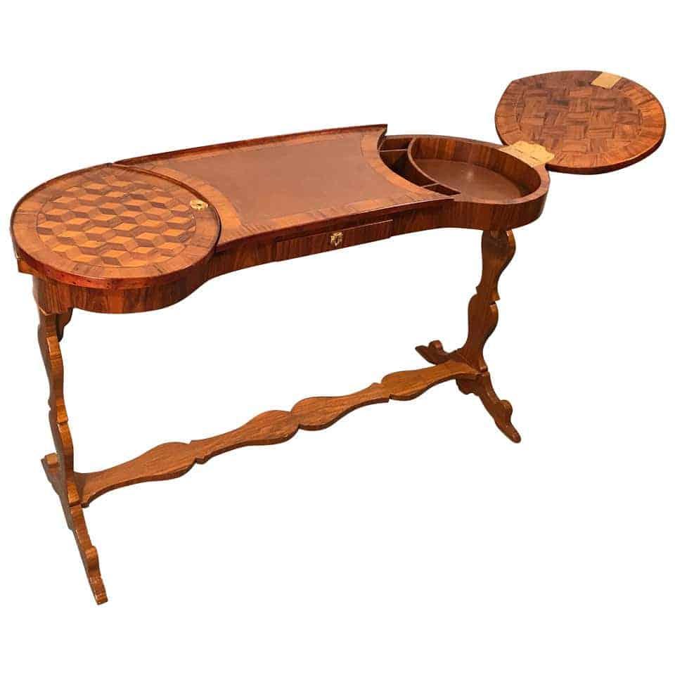 Louis XVI working table- 18th century- styylish