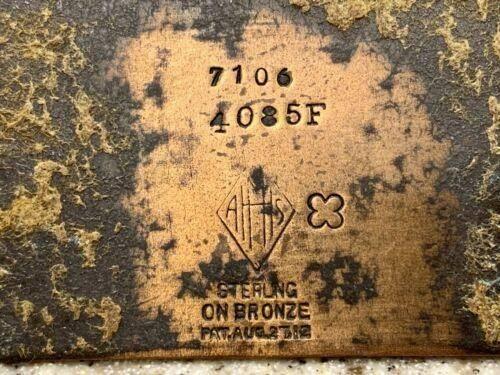 Antique vintage heintz bronze 1 072d3433cd9c75ecb10a5996d5795c3d