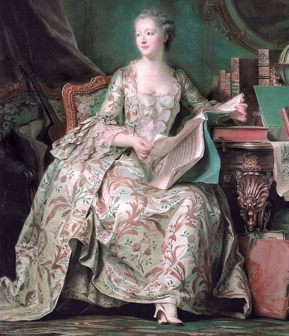Madame de Pompadour- Female Power in the 18th Century – styylish