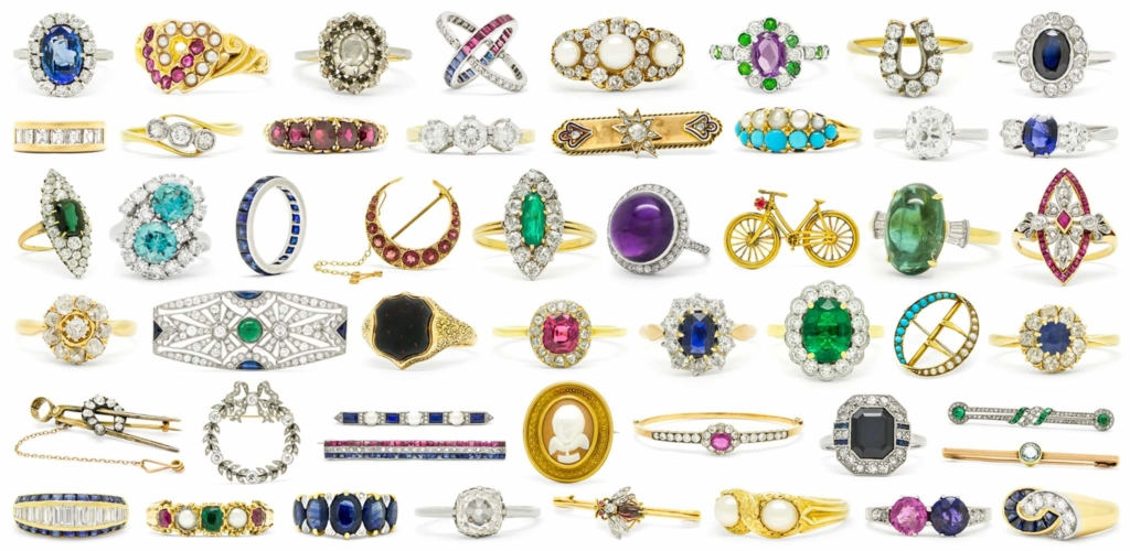 Q & A with Audrey & Wolf Antiques – Gem Gossip – Jewelry Blog