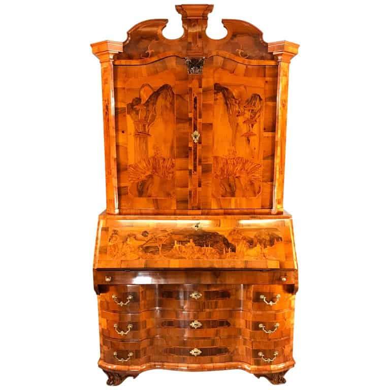 Baroque Cabinet- 18th century- styylish