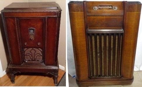 Wp museum radios