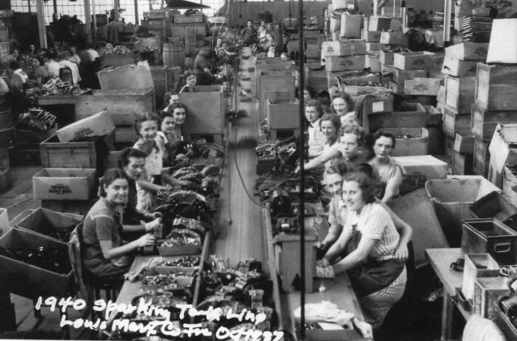 Marx toys 1940
