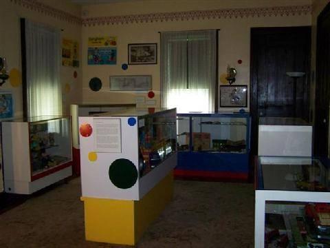 Marx museum erie image