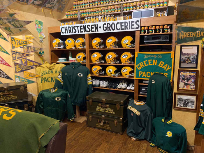 Ultimate Packers collection