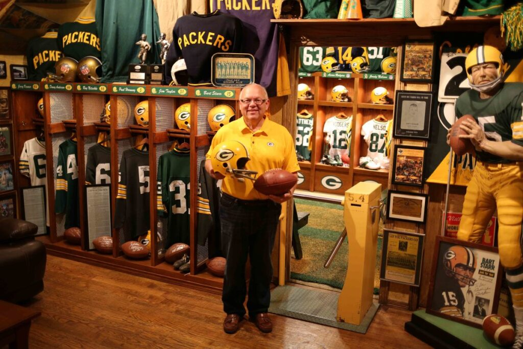 Green and Gold Memories