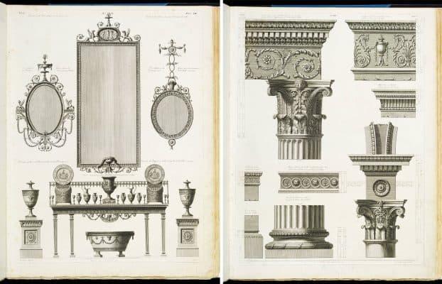 Neoclassical Decor
