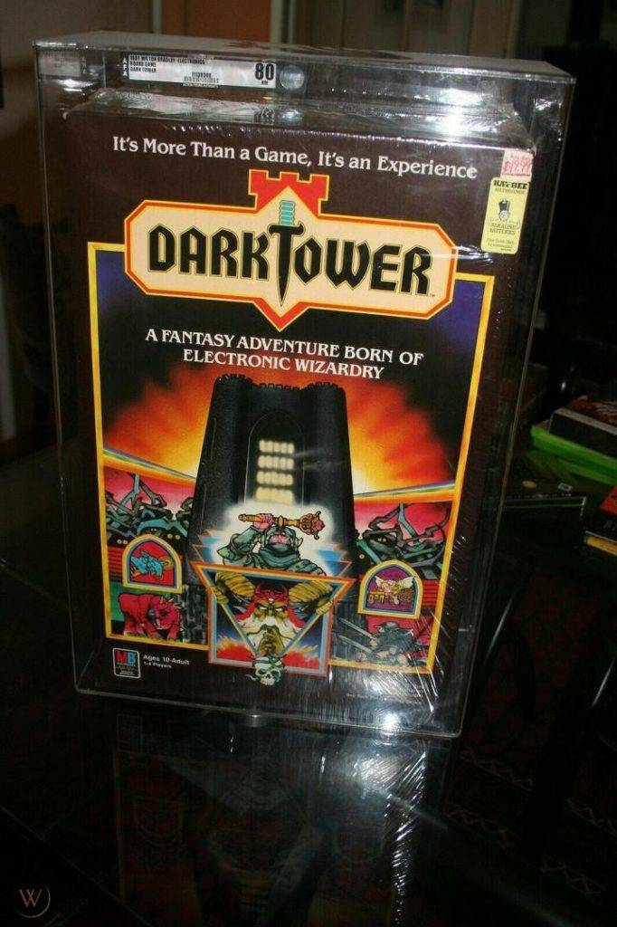 Milton bradley dark tower game afa 80 1 2edfd0538bb430351bd336d1cf4b2cb1