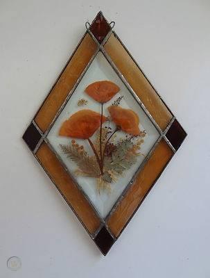 Vintage organic art real pressed 1 ed9e2a6c6af27d2f38d68569a0fc1b9a