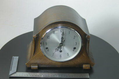 Antique Enfield Westminster Chimes Mantle Clock in Full Working Order