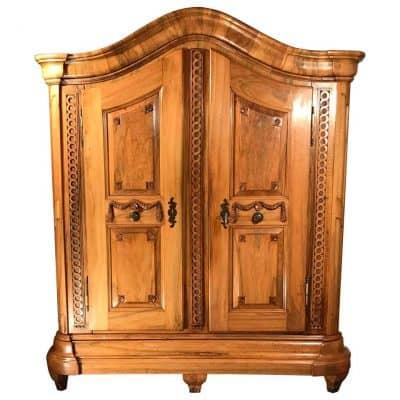 European Antique Furniture- Baroque Armoire- Styylish