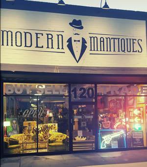Modern Mantiques