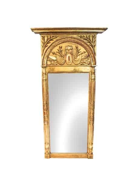 Gustavian mirror- Styylish
