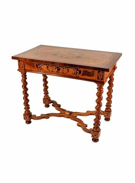 German Baroque Table- 18th century- styylish