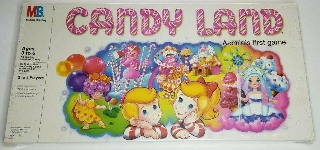 Vintage 1984 candyland candy land 1 90ee7202c7c80bb57ef26eb572727d19