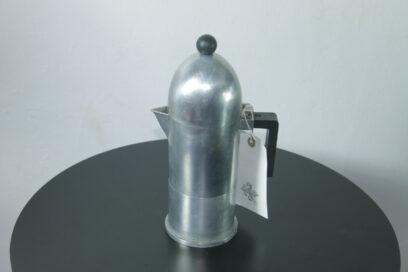 Rare FULL SIZE 11 1/2 Inch Vintage Alessi La Cupola Espresso Maker by Aldo Rossi