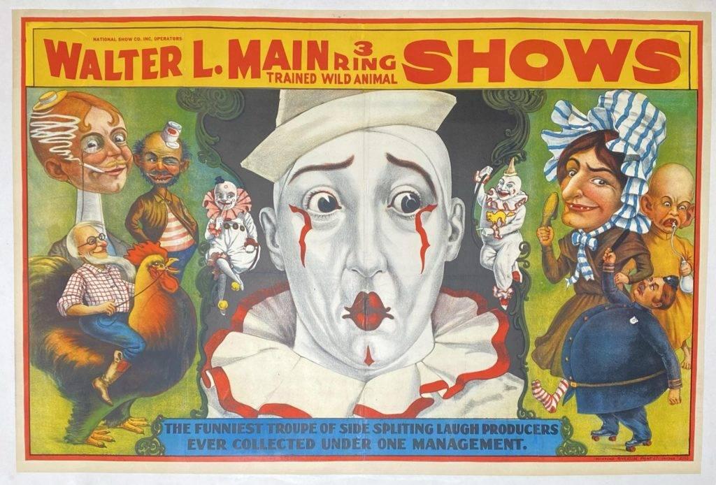Walter main poster
