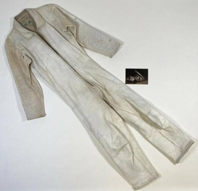 Hugo zacchini suit