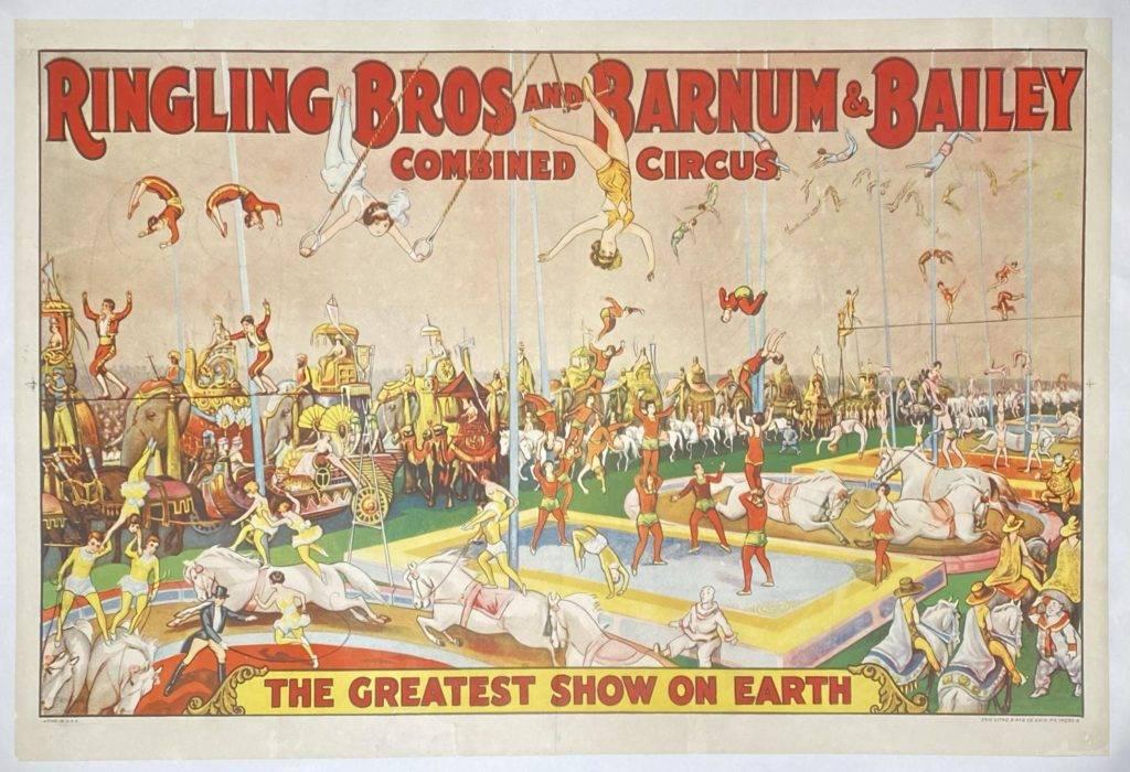Rbbb 3 rings poster