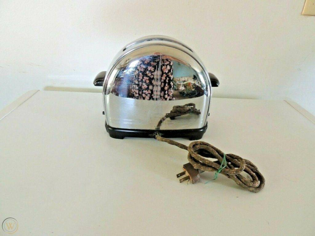 Vintage sunbeam 9 automatic toaster 1 90abcef204d8359aaf43fc2dce976c32