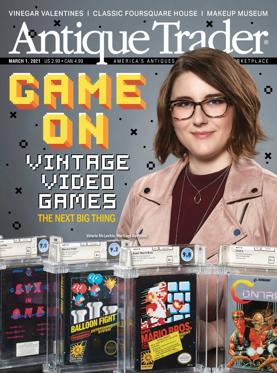 Download a Free Issue of Antique Trader