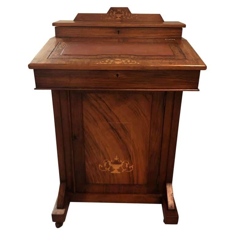 Davenport Desk- 19th century- styylish