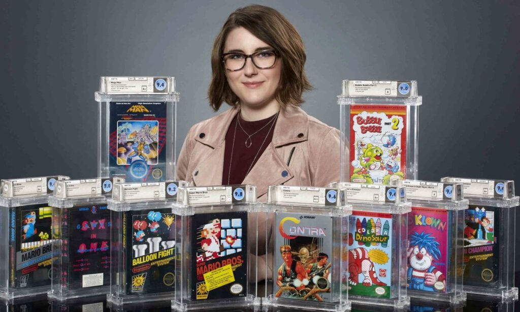 Vintage Video Games: The Next Big Thing is Here