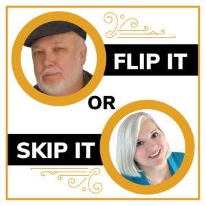 Flip it or skip it art option 5