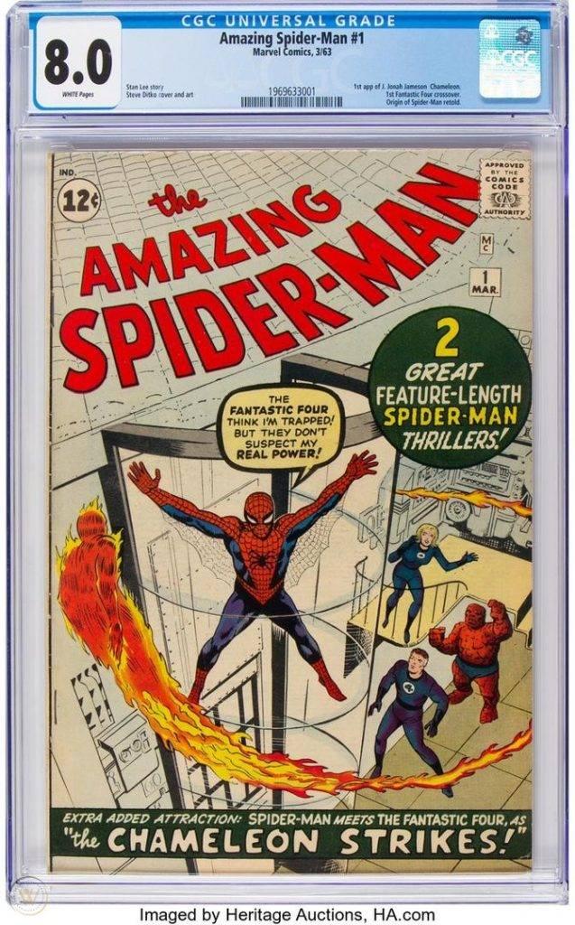 Amazing spider man marvel 1963 164 b2d609cc1b194dee0fb6bf738bb80fa0