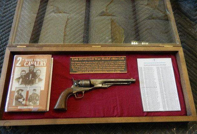 Historic civil war unit id colt 2nd 1 26e2746fbf6cd70e1f3dcb17fb640459